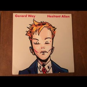 Gerard Way Hesitant Alien Vinyl Album